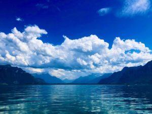 boat rental lac Léman - Montreux