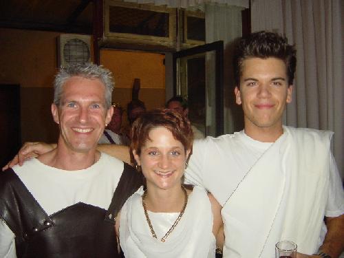 Roman party 2003